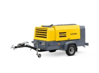 Atlas Copco XAVS 186 Jd, Kompressor
