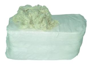Pudsetvist, Hvide, 25 kg