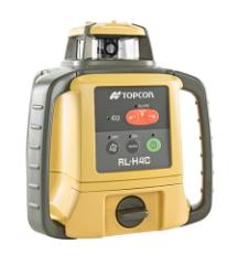 Topcon RL-H4C inkl. LS-100D, Laser, Sæt
