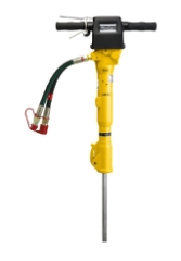 Atlas Copco LH180, nakke 28x160, håndholdt hydraulikhammer