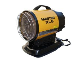 Master XL6, Varmeovn, Infrarød Termostatstyring