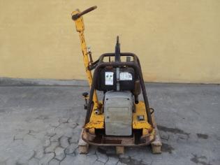 Wacker DPU 2970, Brugt pladevibrator