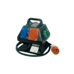 Forgrenerbox - Gummi-Box 49/1-16A