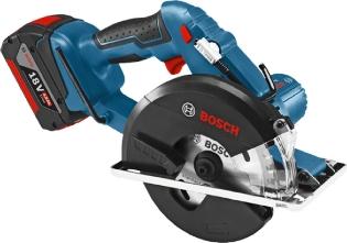 Bosch GKM18, Akku-rundsav