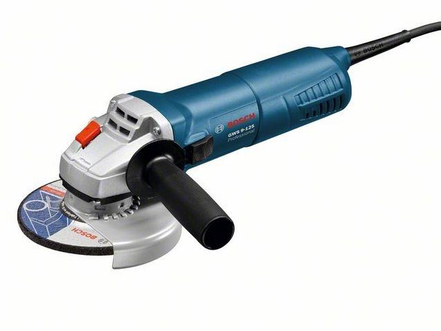 Bosch GWS 9-125, Vinkelsliber