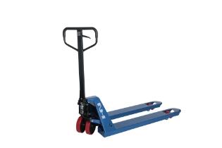 NH Handling Pallevogn, Enkelt poly-hjul, Lang