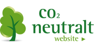 Erenfred Pedersen A/S har nu et CO2 Neutralt website