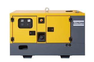 Atlas Copco QES 30, Generator