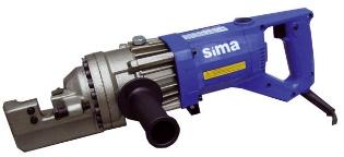 Sima CX-16, Armeringsklipper