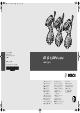 Produktkatalog, Bosch GDX 18 V-LI Professional