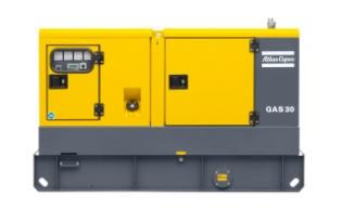 Atlas Copco QAS 30, Generator