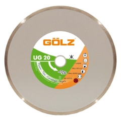 Gölz UG 20, Ø230-22,2 mm, Diamantskive