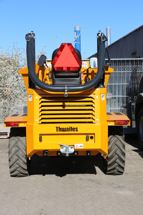 Thwaites 2 Ton, m/drejelig højtip