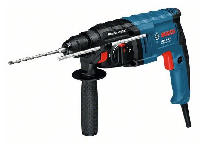 Bosch GBH 2-20 D, Borehammer