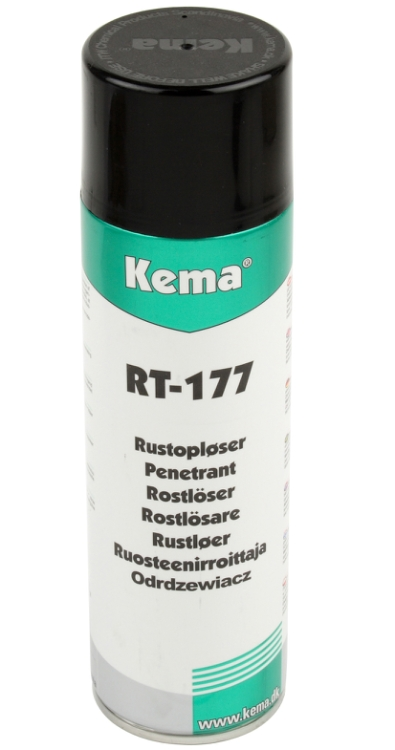 Kema RT-177, Rustopløser, Spray, 500 ml