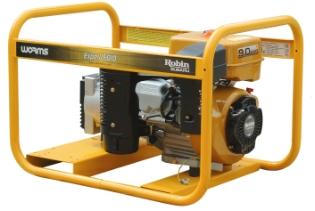 Subaru 5010X, Generator