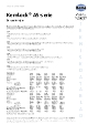 Teknisk Datablad, Kema AS-43