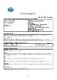 Sikkerhedsdatablad, Afrenser DL-44L, Dunk, 5 l