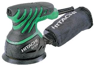 Hitachi SV13YA, Excentersliber