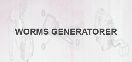 Se vores skarpe tilbud inden for kategorien generatorer. Find de mindre generatorer, såsom Worms Access 2000i og Access 3000i.