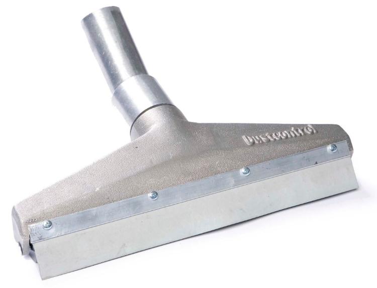 Gulvmundstykke, Alu, 400 mm