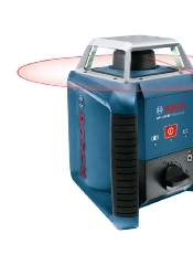 Bosch GRL400HM/LR1, Rotationslaser