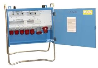 Fordelingscentral U63/6321-2 EN DK
