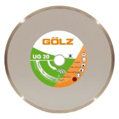 Gölz UG 20, Ø230-22,2 mm, Diamantskive
