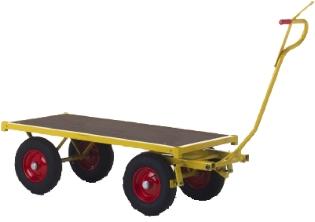 Ravendo TW 1500, Trækvogn