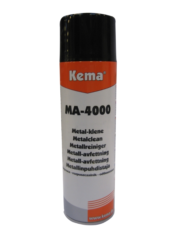 Kema Metal-klene MA-4000, Spray, 400 ml
