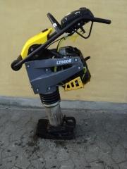 Atlas Copco LT 5005, Brugt stamper
