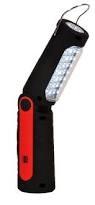 LED håndlampe, 21 + 5 LED