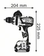 Bosch GSB18V-85C, Slagboremaskine