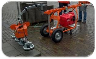Hamevac Tilemaster m/VTH-150-BL