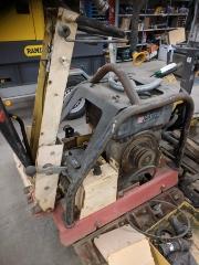 Dynapac 546 kg, diesel, Brugt pladevibrator