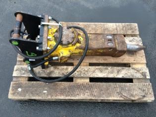 Atlas Copco SB 200, Brugt hydraulikhammer