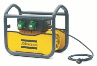 Atlas Copco CF25T, Frekvensomformer
