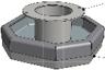 Hamevac Sugekop 230x230 mm, t/ VTH-150-BL
