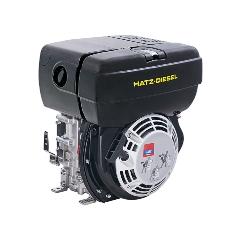 Hatz 1B30X-B08, Dieselmotor