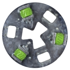 HTC Ravager, Ø270 mm (3 ruller)