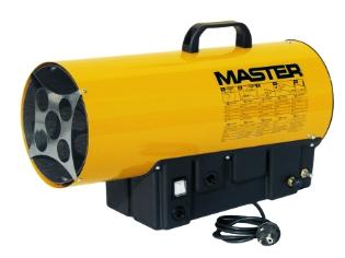 Master BLP53E, Varmekanon