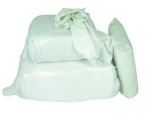 All-round klude, Hvide, 10 kg