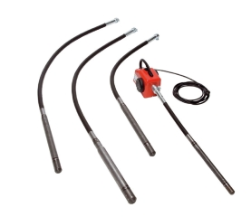 Swepac PVD600, Drivmotor