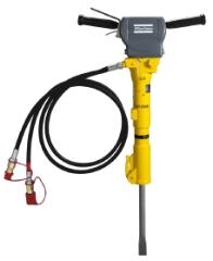 Atlas Copco LH190E, nakke 32x160, håndholdt hydraulikhammer