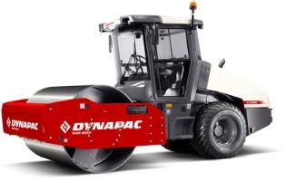 Dynapac CA2500D (3.3), Valsetog