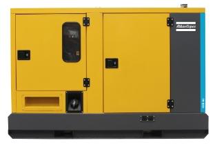 Atlas Copco QES 85, Generator