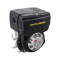 Hatz 1B50-X-B11, Dieselmotor
