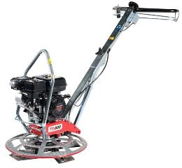 Swepac TR600P, Glittemaskine, Benzin