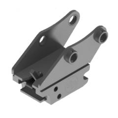 CP PTA 4.5 t/MH30, Powertilt, Hydraulisk