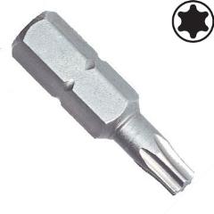 """Bato Torx T15, 1/4"""", 25 mm, 10 stk"""